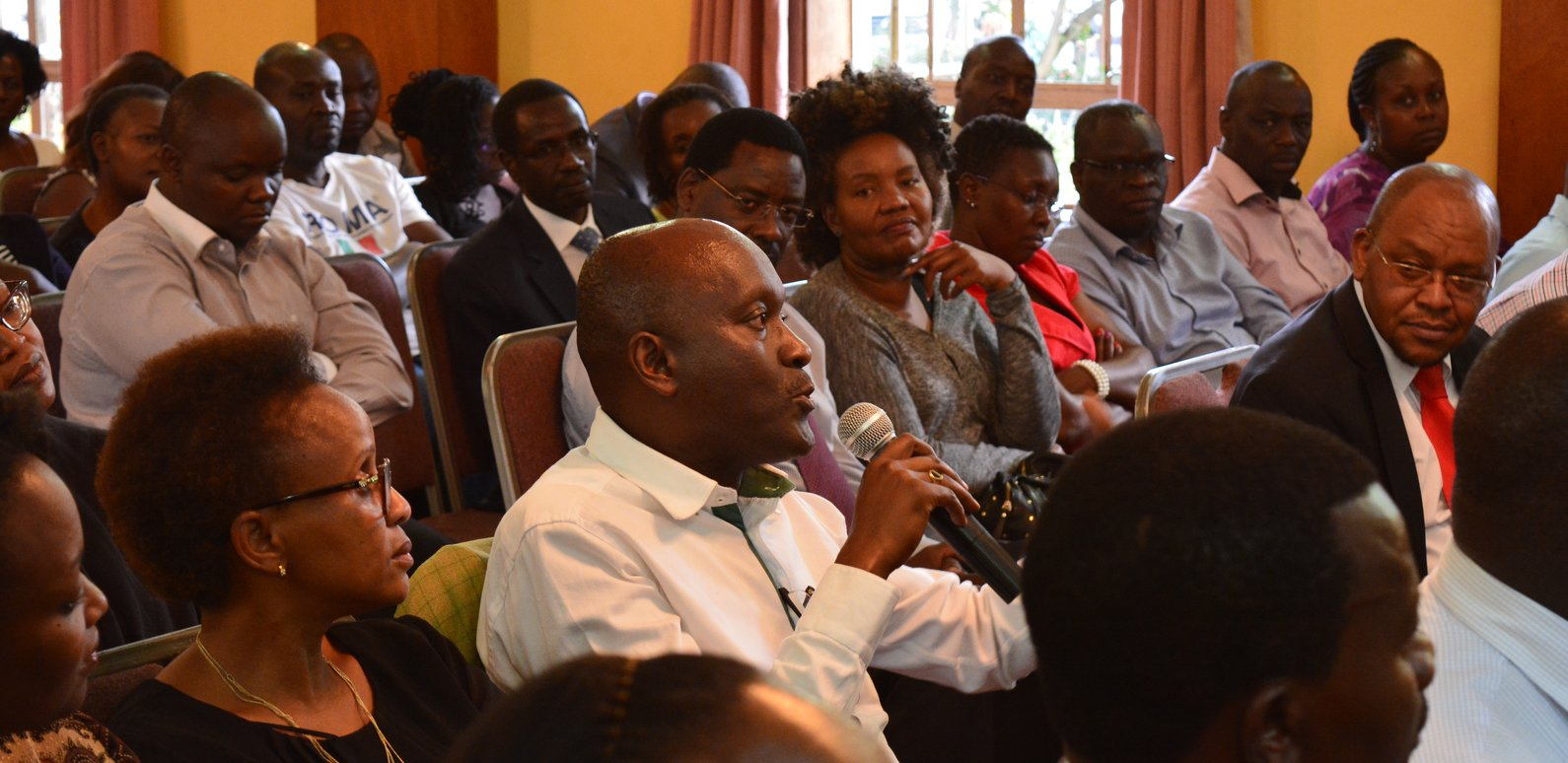 Form 1 New Parents' Meeting – STRATHMORE SCHOOL