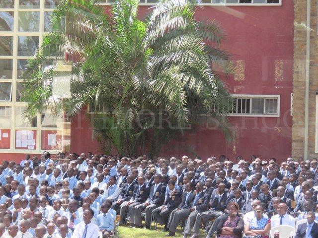 National Examinations – STRATHMORE SCHOOL
